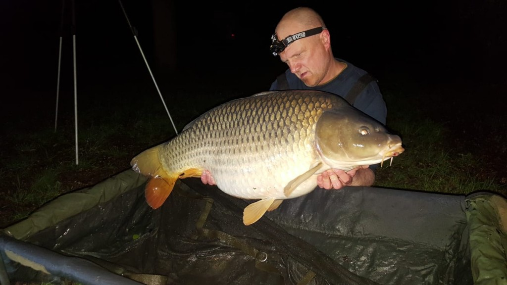 Waiting for a 40lb plus common, now there coming along like buses!!!